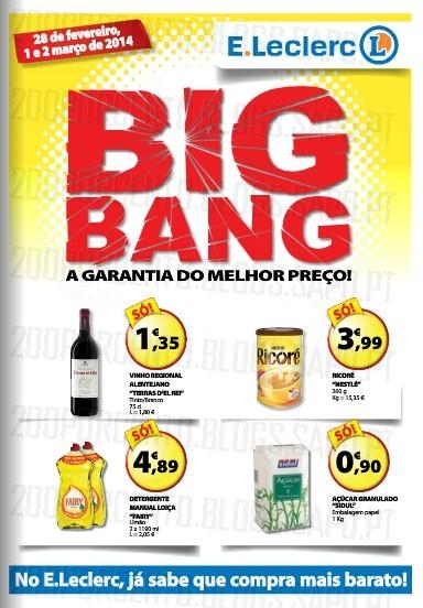 Novo folheto   E-LECLERC   Bang de 28 fevereiro a 2 março