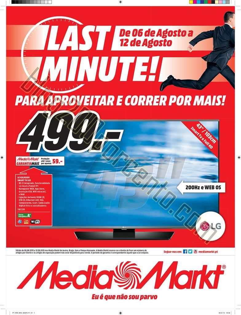 Antevisão Folheto MEDIA MARKT Norte Promoções d