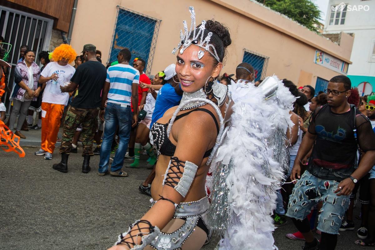 Carnaval de rua   Mindelo 2016