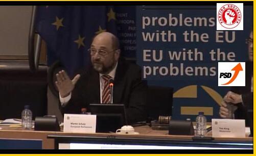 eleições europeias no comments pes ps socialista