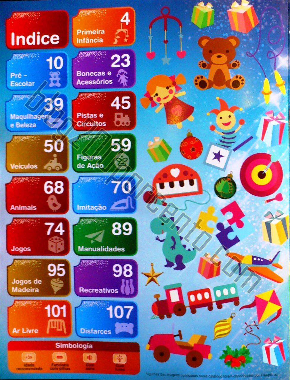 Antevisão Catálogo Natal CENTROXOGO Promoções