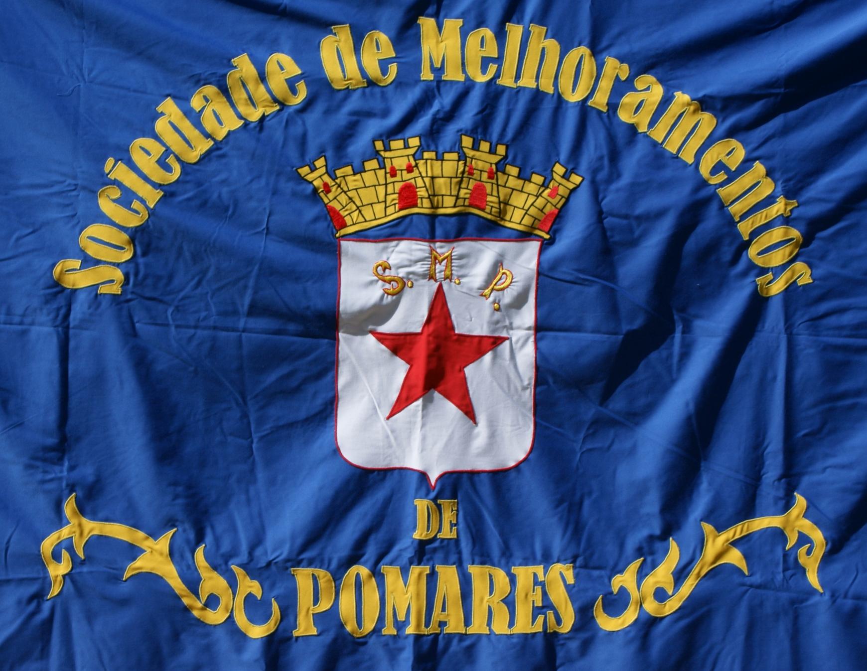 Bandeira Sociedade Melhoramentos de Pomares (1)