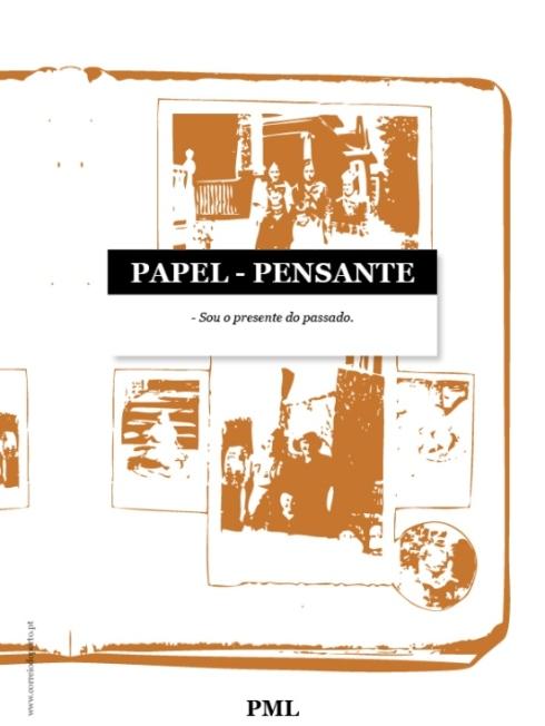 PAPEL-PENSANTE: Álbum por PML