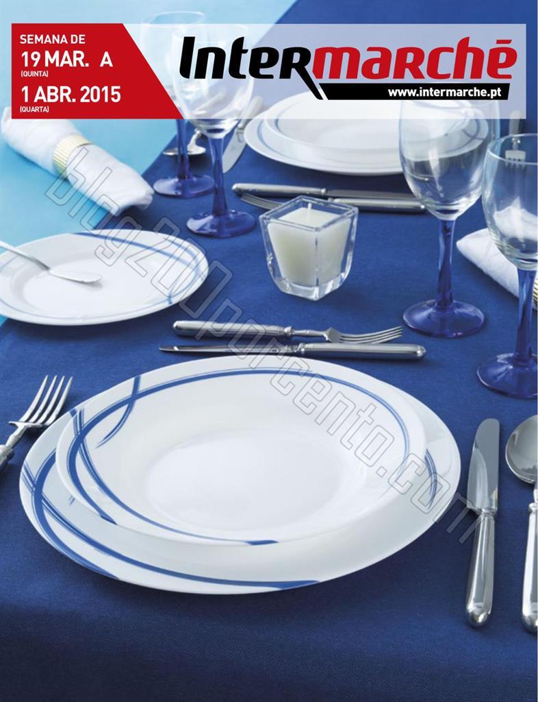 Antevisão Folheto INTERMARCHÉ Loiça de 19 març