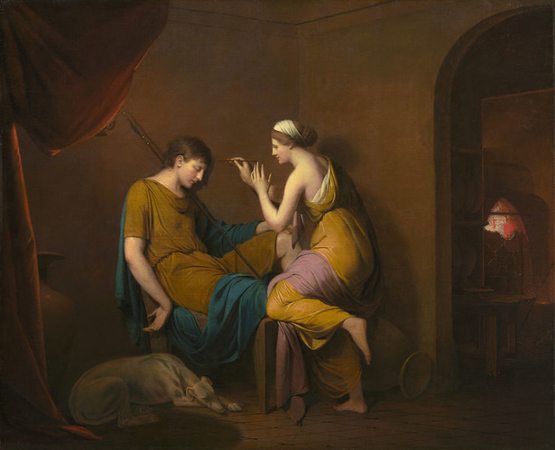 Joseph_Wright_of_Derby__The_Corinthian_Maid__c_178