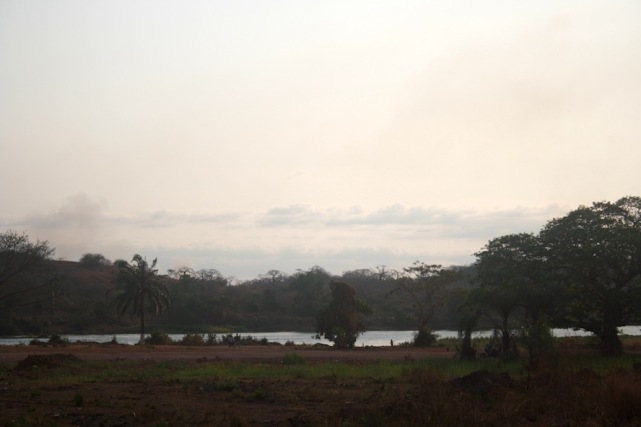 Rio Kwanza, no Dondo. Kwanza Norte. Foto: Mayra Fernandes