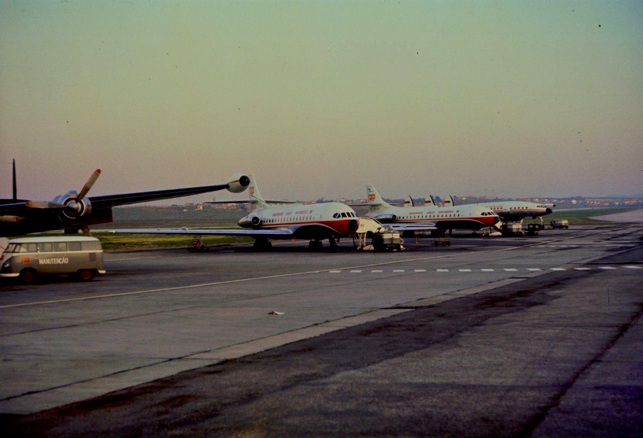 Aviões Caravela e Super, Portela (A. Cunha, 1965)