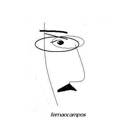 Fernando Pessoa _caricatura
