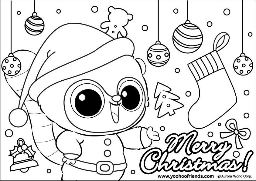 Desenhos Do Yoohoo Para Colorir E Imprimir Brinquedos De Papel