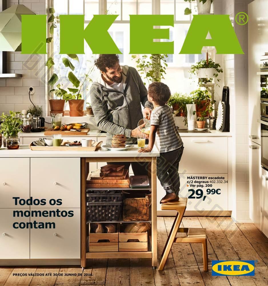 Antevisão Catalogo IKEA 2016 promoções até jun
