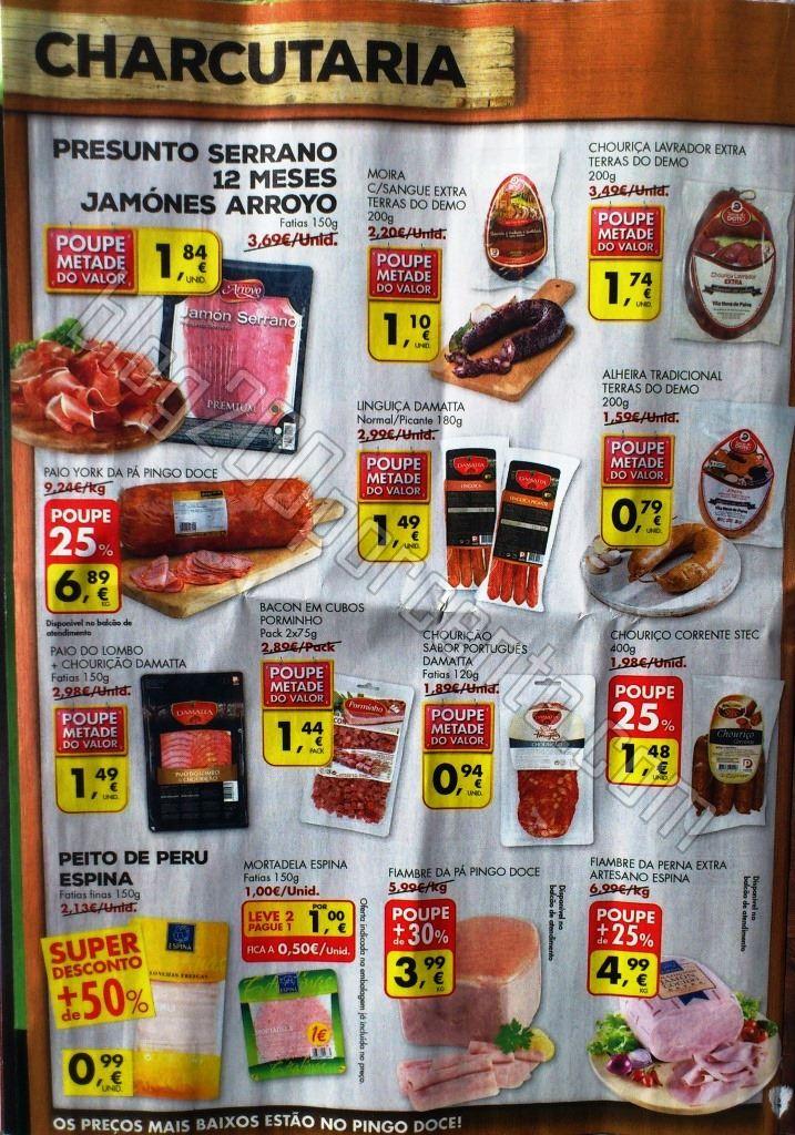 Antevisão folheto PINGO DOCE promoções de 3 a 8