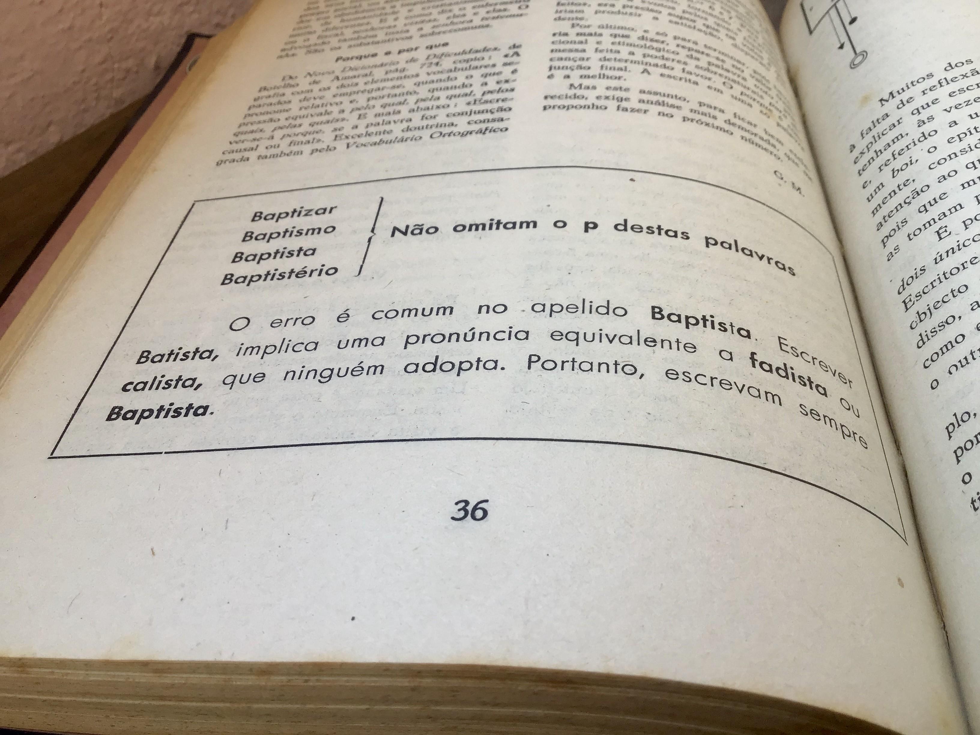 «A Bem da Língua Portuguesa», n.°s 8-9, Junho-Julho de 1950.