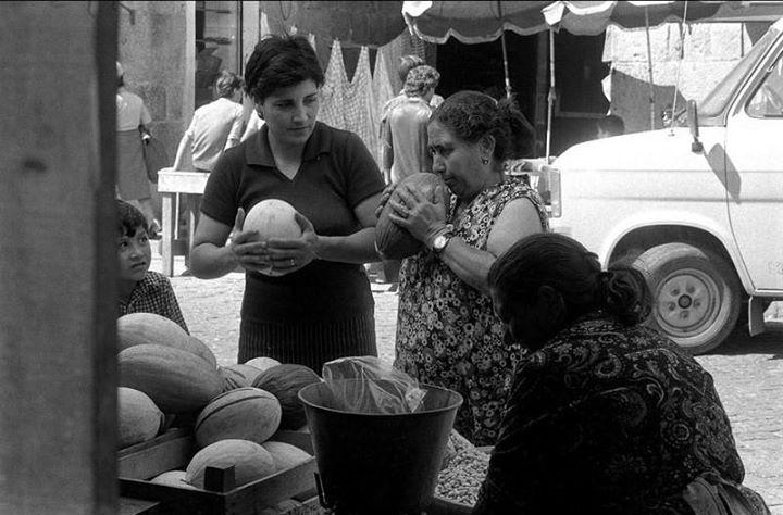 Arte de escolher o melão, Porto (M. Armengol, 1979