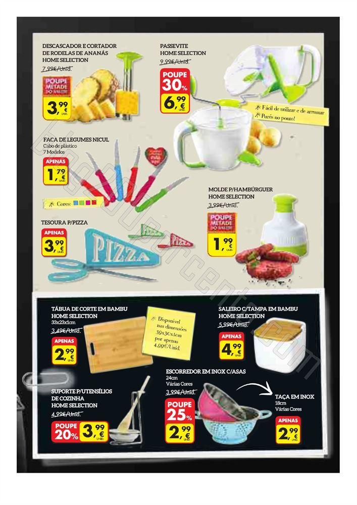 Novo folheto PINGO DOCE de 9 a 29 outubro - cozinh