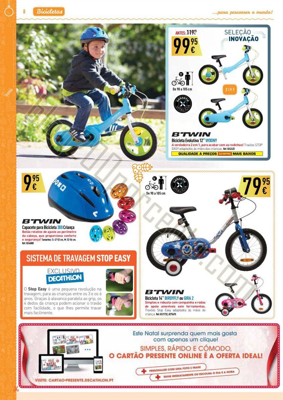 Novo Folheto DECATHLON Natal de 14 novembro a 24 d