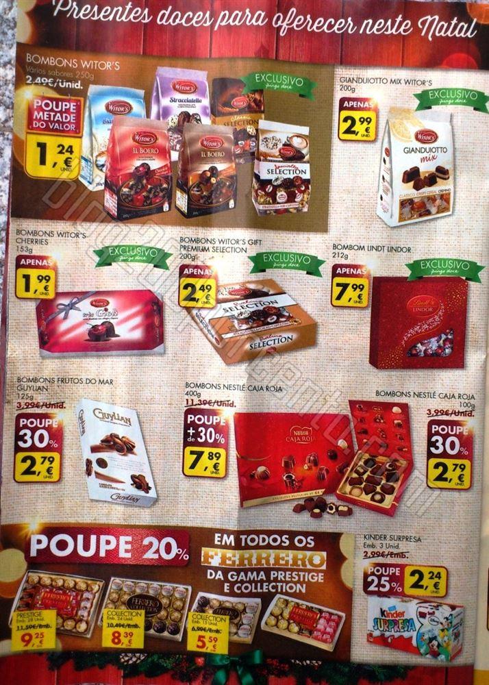 Antevisão Folheto PINGO DOCE Este Natal Semana de