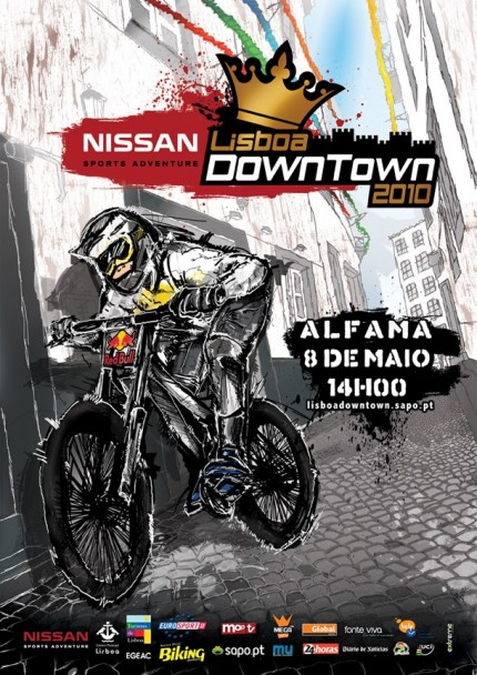Nissan Lisboa Downtown 2010
