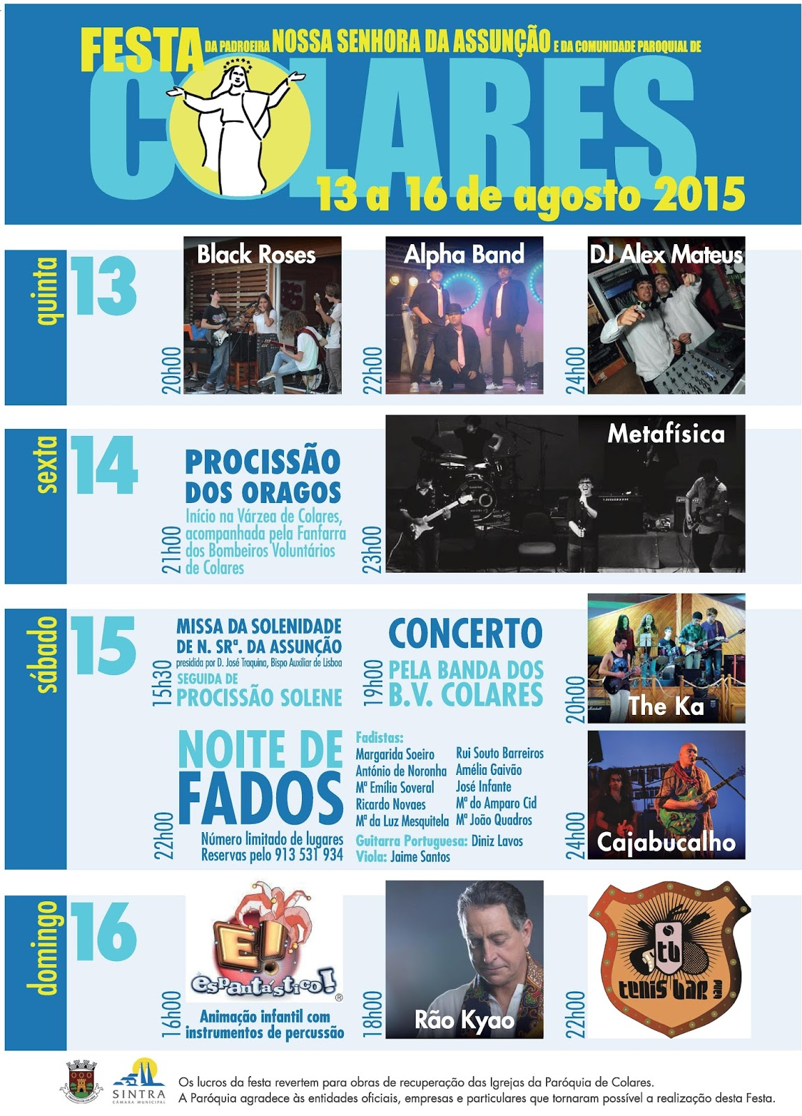 Festas de Colares 2015