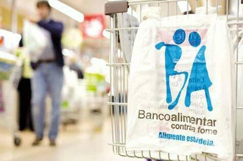 banco alimentar solidariedade apoio social