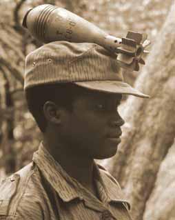 Repórter da guerrilha angolana