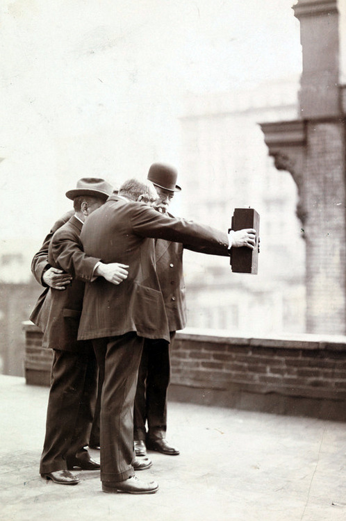 Group self-portrait. New York, 1920..jpg