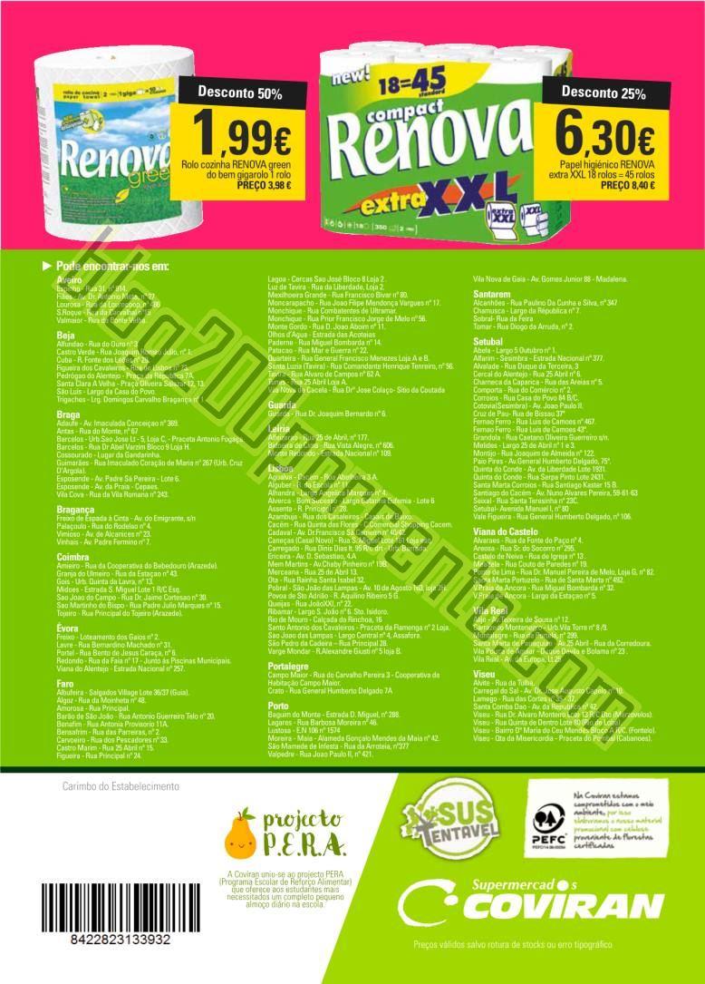 Novo Folheto COVIRAN Promoções de 14 a 26 julho