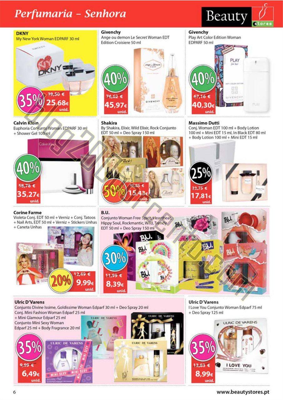 Novo Folheto BEAUTY STORES Promoções de 13 novem