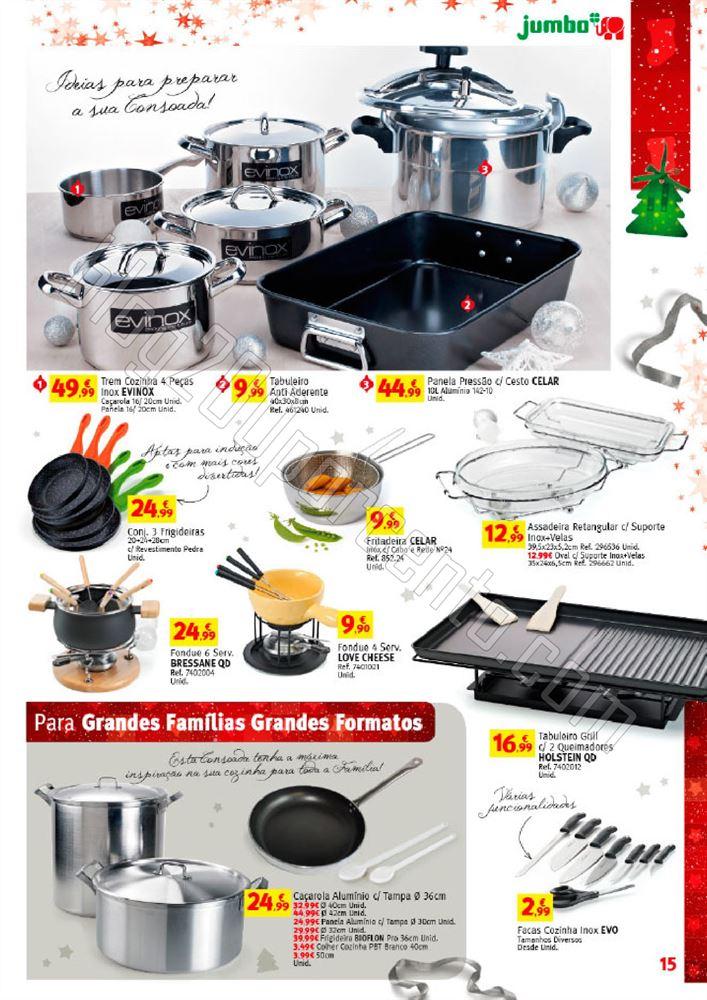 Antevisão Folheto JUMBO Natal de 11 a 24 dezembro