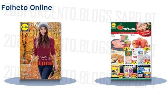 Novos Folhetos LIDL