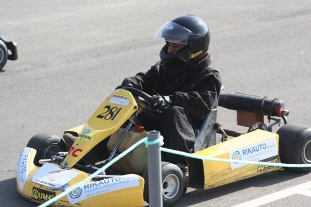 Corridas de 'Karting'