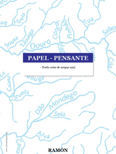 PAPEL-PENSANTE: MAPA por RAMÓN