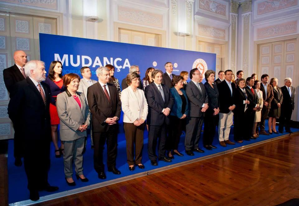 lista do partido socialistas às eleições europeias 2014 Francisco Assis