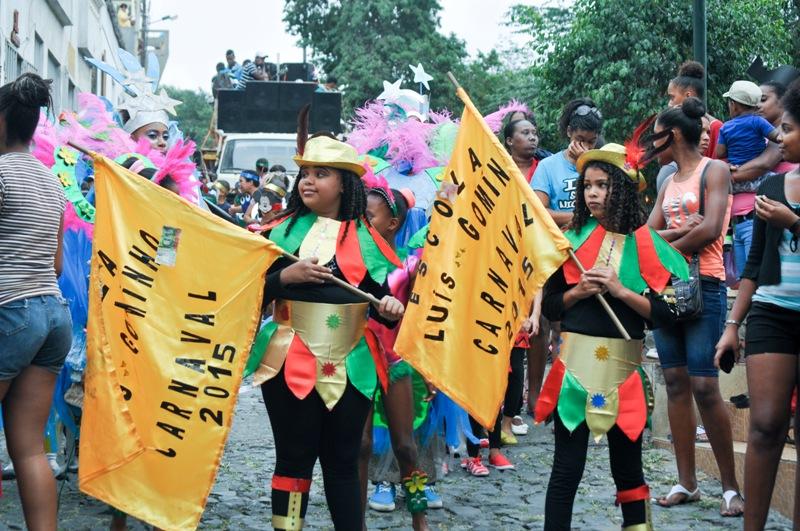 Carnaval São Nicolau   Desfile das Escolas