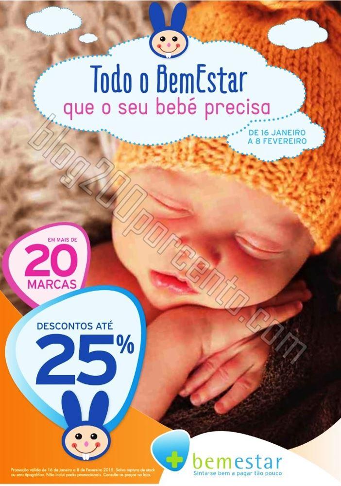 Novo Folheto PINGO DOCE - Bem Estar Bebé até 8 f