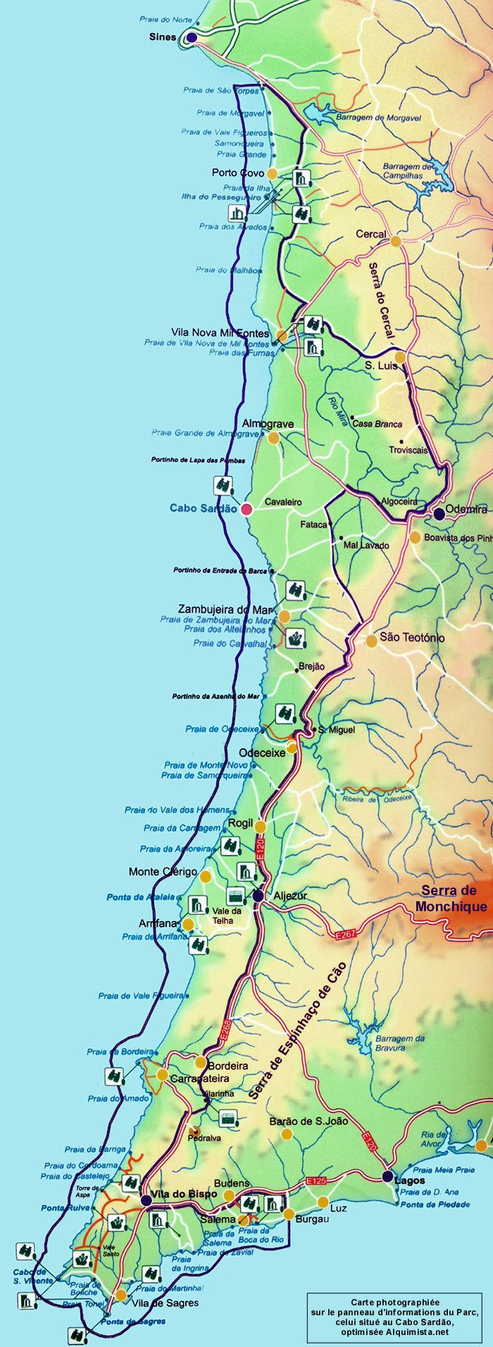 mapa costa alentejana algarve Petróleo e gás no Algarve e Costa Alentejana   Estudar, avaliar  mapa costa alentejana algarve