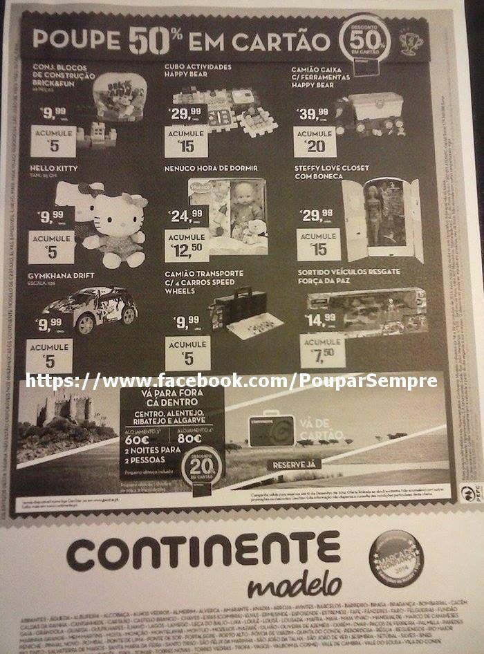 Antevisão Folheto CONTINENTE de 14 a 20 outubro p
