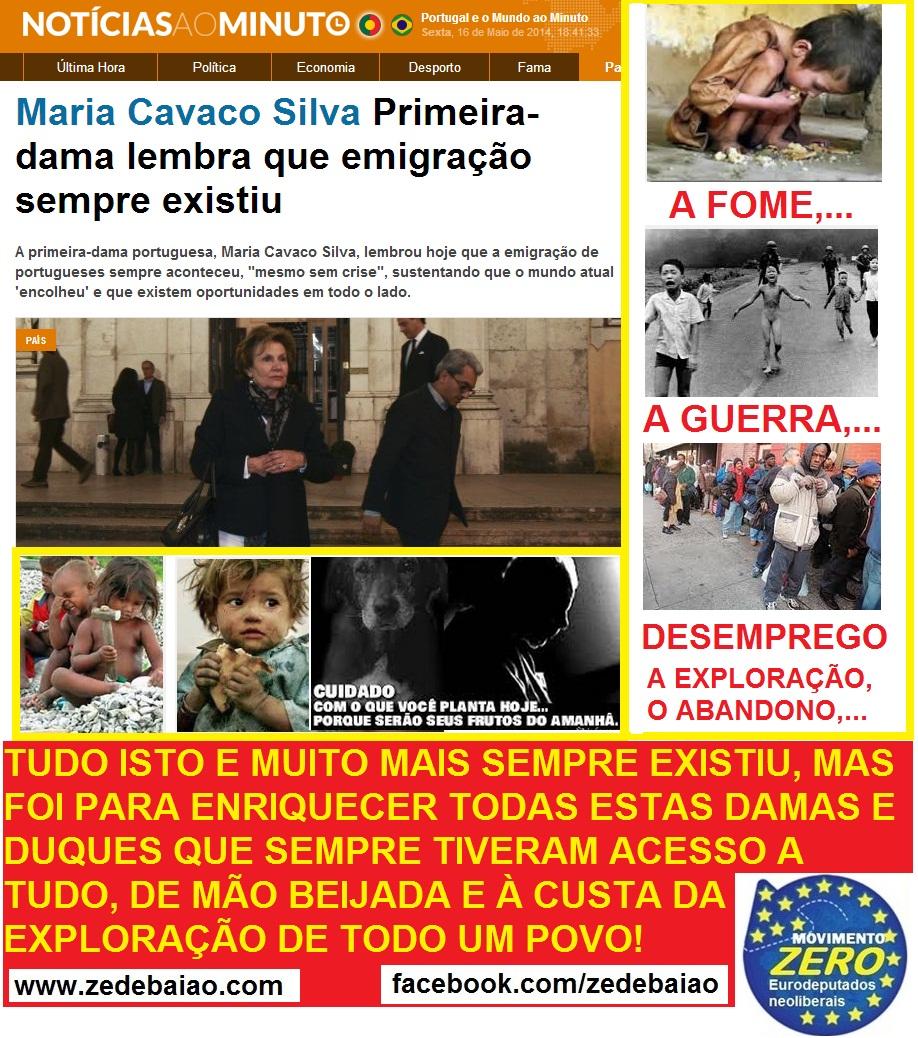 Cavaco Silva, europeias, desemprego, juventude, emigração, eleições
