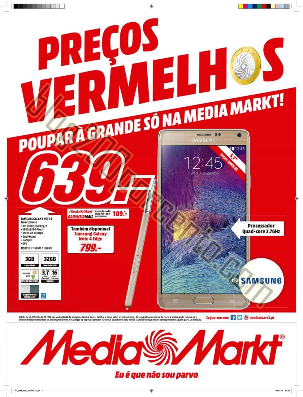 Antevisão Folheto MEDIA MARKT Centro Promoções