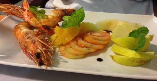 Restaurante do Hotel Ilhamar