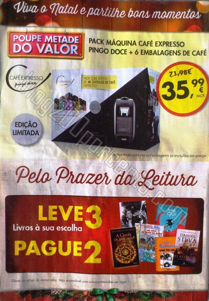 Antevisão Folheto PINGO DOCE de 9 a 15 dezembro p