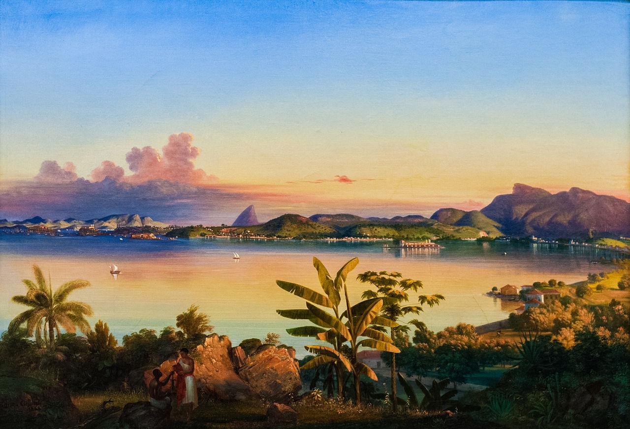 Rio de Janeiro (A. Cicarelli, 1844)