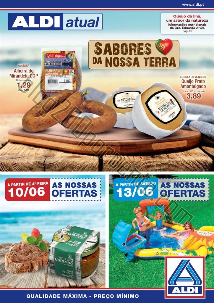 Antevisão Folheto ALDI Promoções a partir de 10