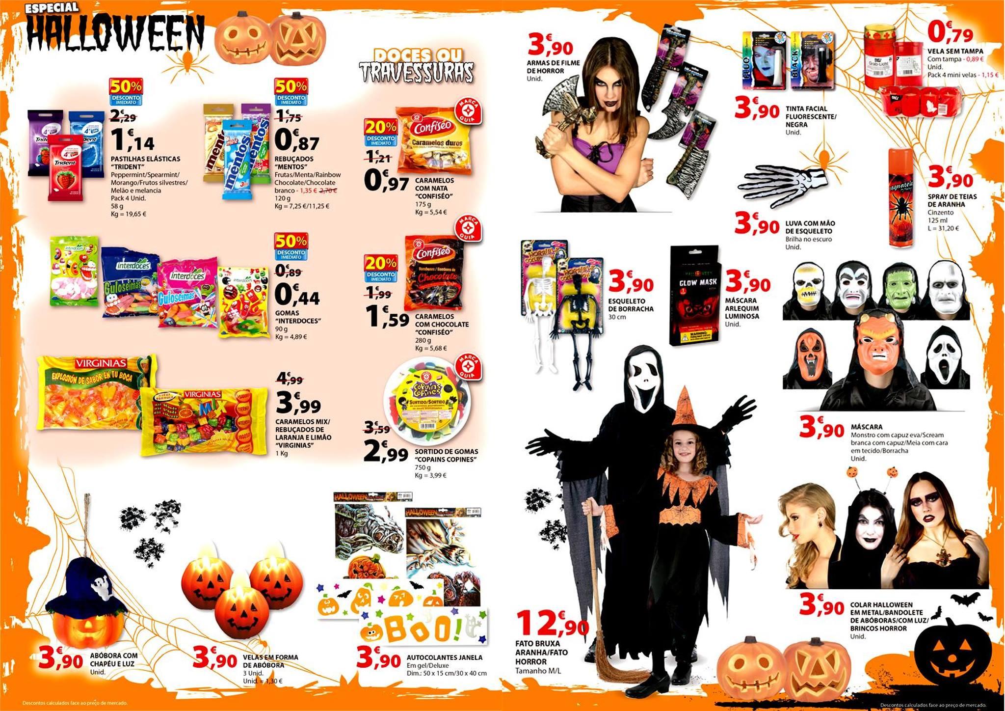 Eleclerc Especial Halloween Busca E Desconta