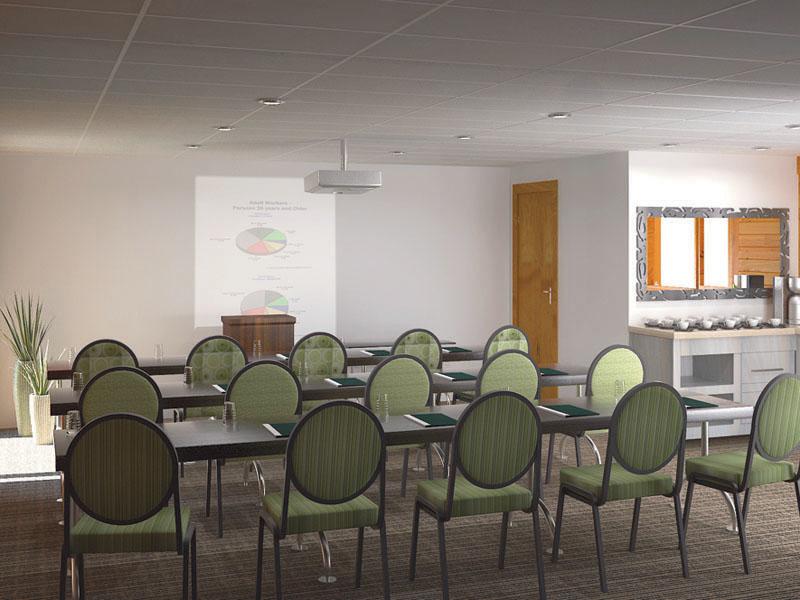 Área de Conferência
