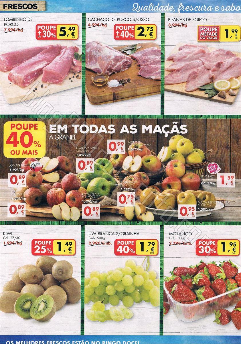 Antevisão Folheto PINGO DOCE Fim de Semana de 30