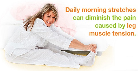 Morning stretches (benefits) (21-10-15)