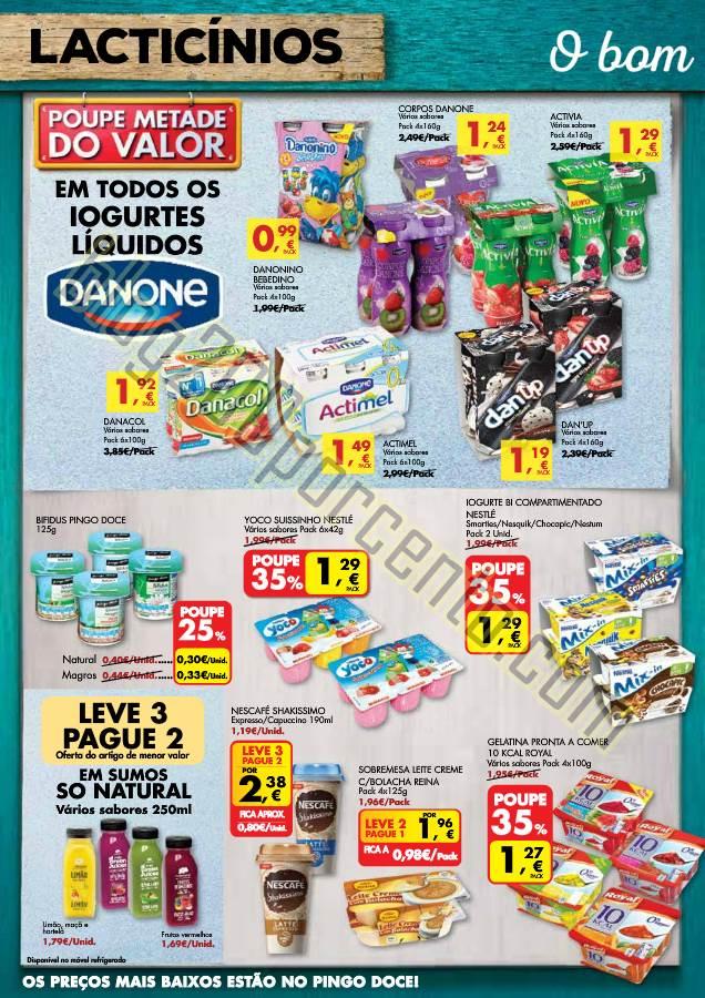 Antevisão Novo Folheto PINGO DOCE Madeira de 25 a