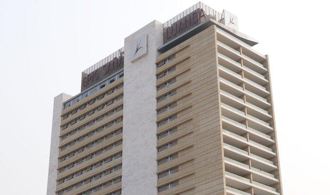 exterior hotel epic sana Luanda