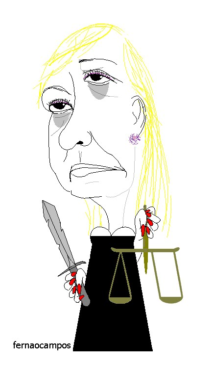 Paula Teixeira da Cruz_caricatura