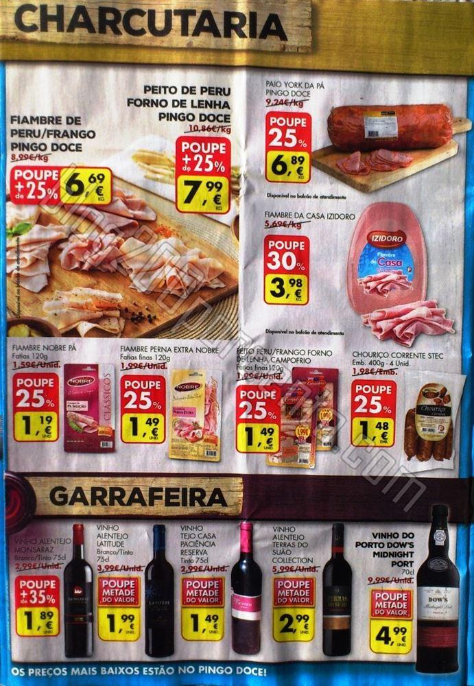 Antevisão Folheto PINGO DOCE Promoções de 6 a 1
